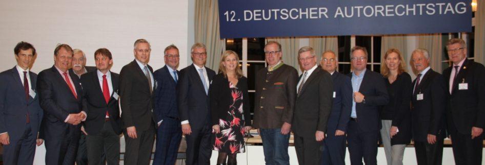 12. Deutscher Autorechtstag
