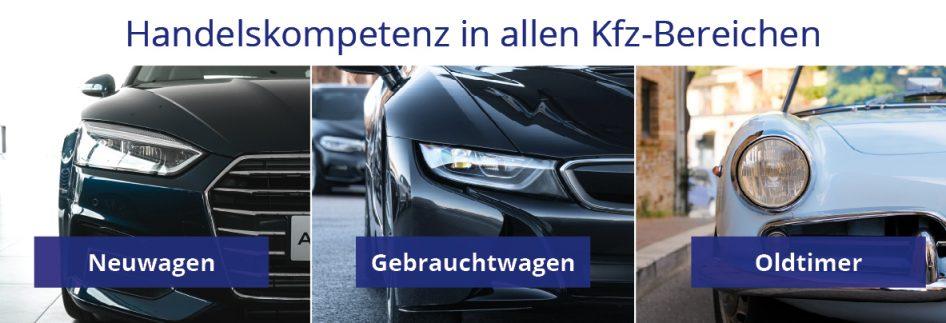 Neuwagen, Gebrauchtwagen, Oldtimer, BVfK-Händler, Kfz-Händler, Bundesverband freier Kfz-Händler