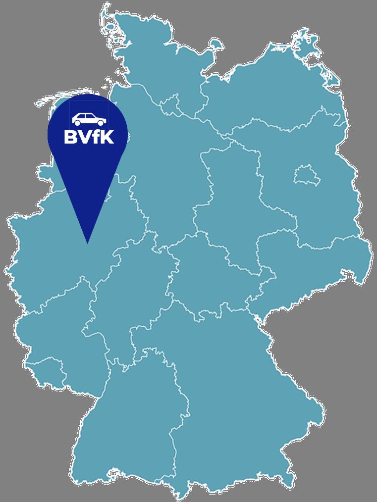 Neue BVfK-Händlersuche